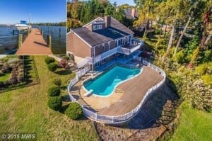 Waterfront Annapolis Homes for Sale Call Kristi