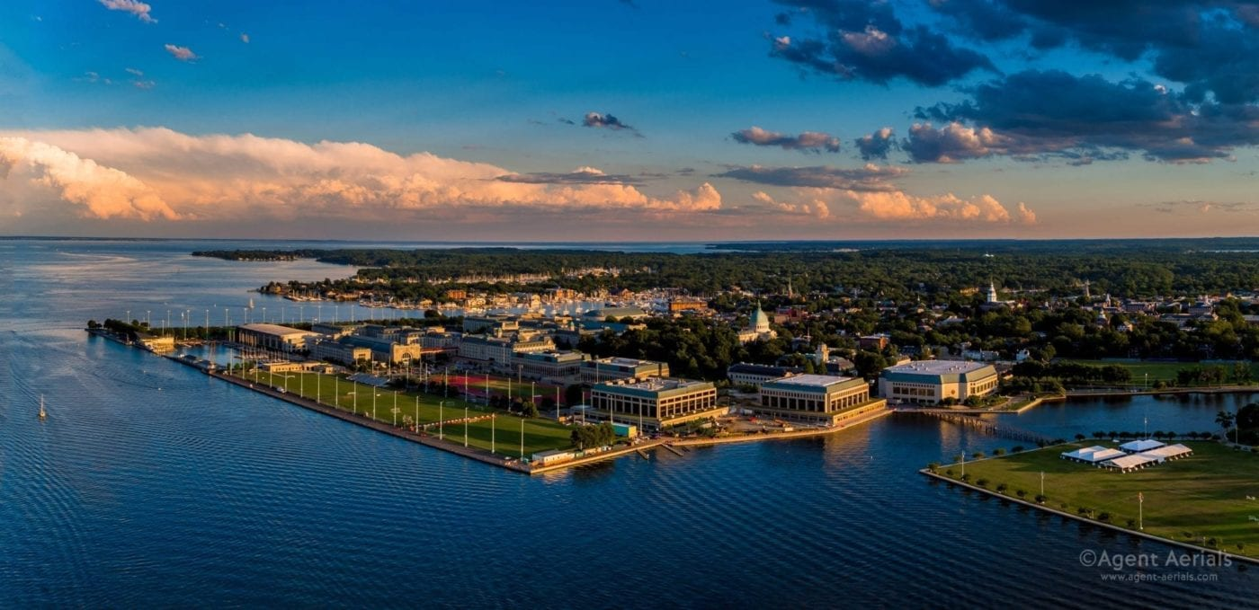 Waterfront Annapolis Homes for Sale near the USNA (2)